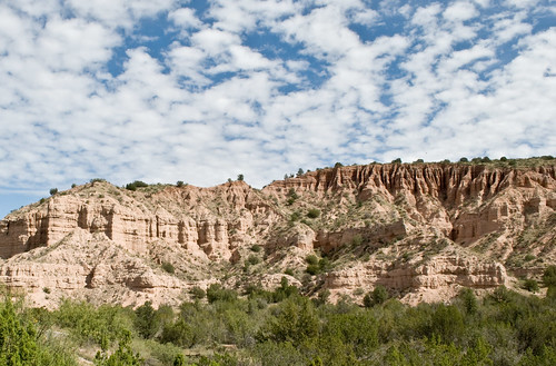 Gila National Forest Canyon
