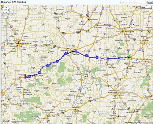 50 miles to go!