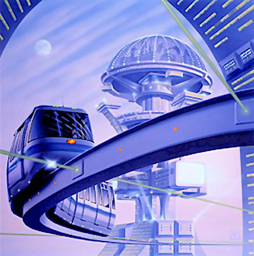 ... monorail blues by x-ray delta one.