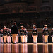 Silent Drill Platoon performs at the Clevland Public Theatre