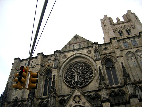 Cathedral of St. John the Divine.