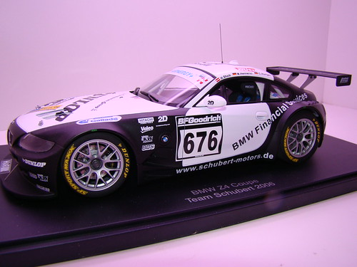 AA BMW Z4 Coup Team Schubert 2006 (4)