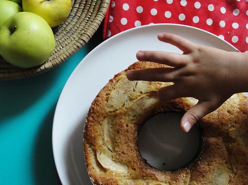 bolo no fogão by you.