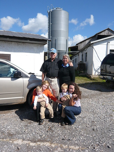 Cruze Family dairy