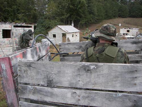 Sim City was Frankfort in NATOs Defensive Scheme