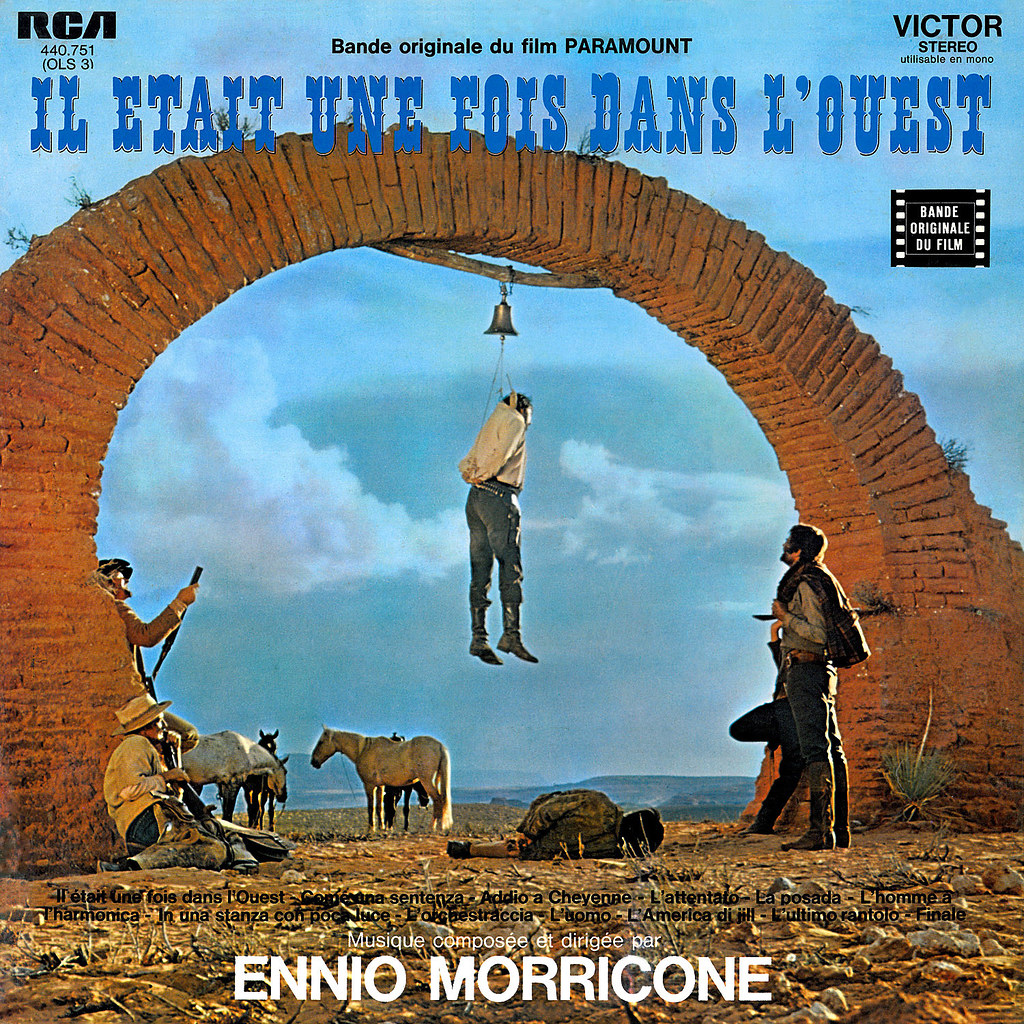 Ennio Morricone - Once Upon a Time in the West