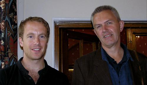 Geoffrey Streatfield and Arjen Mulder