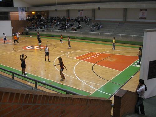 Coliseo Universidad de San Buenaventura