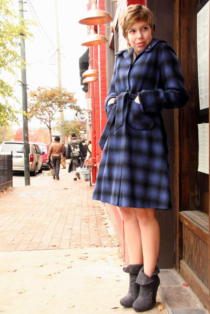 Blue Plaid Coat2