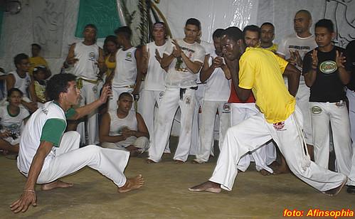 Capoeira Senzala Negra 16 por você.