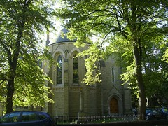 church that was flats