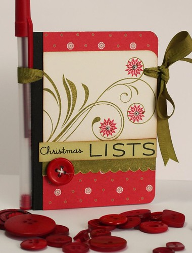 Lisa Johnson's cute holiday planner was all the inspiration I needed.