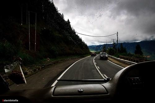 kundasang drive-by
