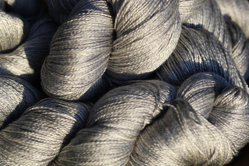 Silver Bells in Silk