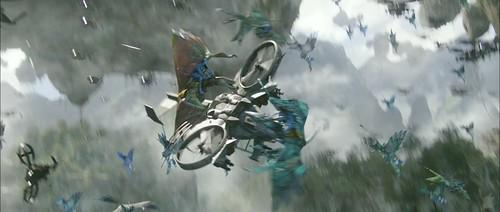 Avatar - Air Battle - Sky 4