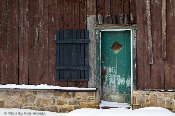 Arcola Door