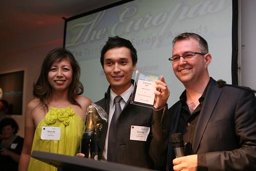 Mendeley wins TechCrunch Europas Award for Best Social Innovation