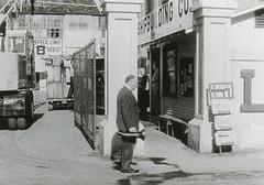 "Hitchcock cameos, ""Vertigo"", 1958"