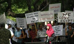 Activism on a Tuesday in D.C.: Foreign interes...