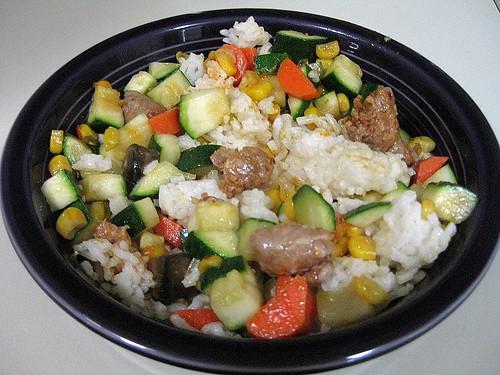 zucchini rice