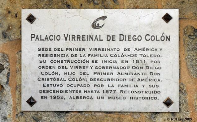 Palacio Virreinal de Diego Colon