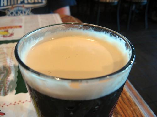 Guinness Head...