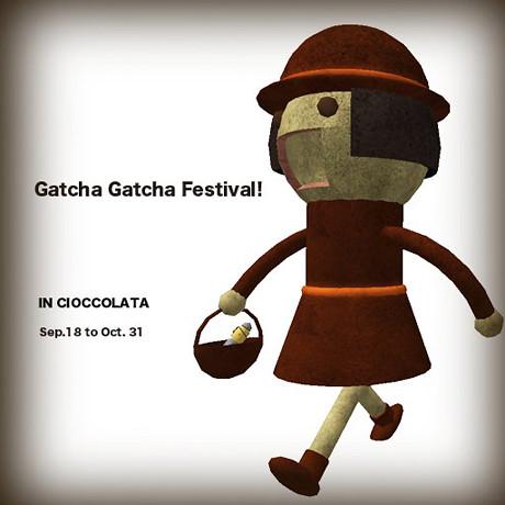 Cioccolata Gatcha Fair