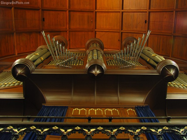 Bute Hall Organ