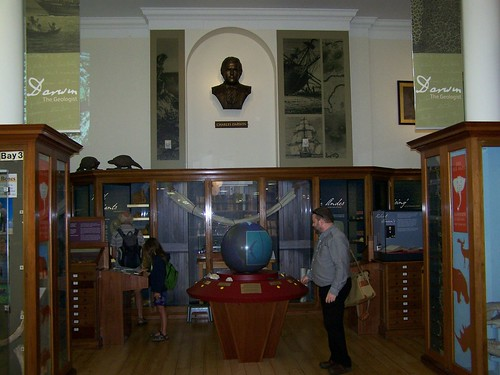 Darwin the Geologist, Sedgwick Museum of Earth Sciences, University of Cambridge