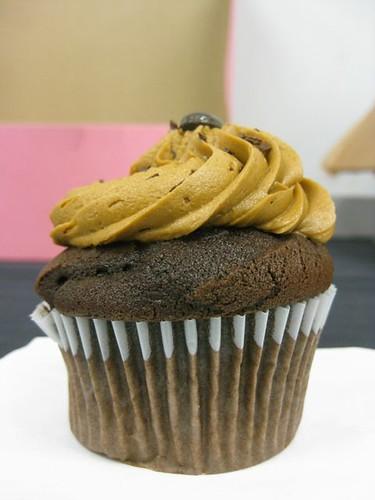 Hello, Cupcake - Mocha