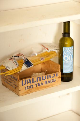 the empty pantry