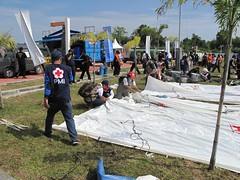 Red Cross activities