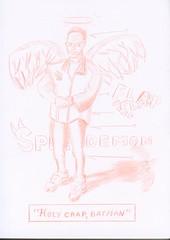 Speed demon (rough sketch)