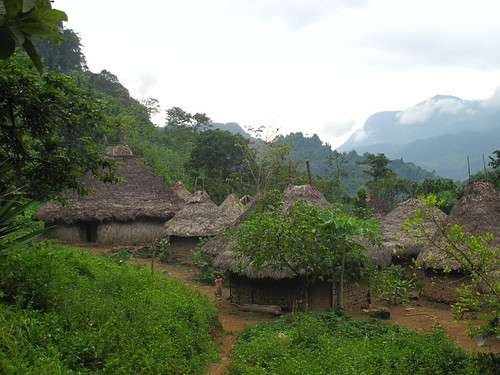 Indigenous village