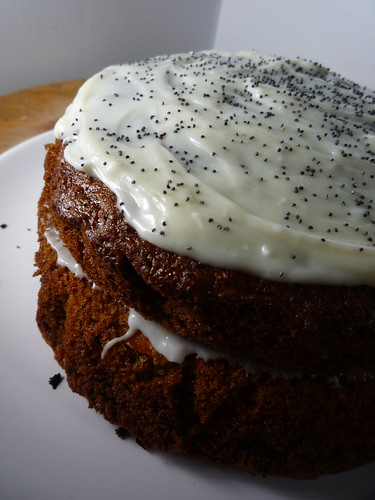 Carrot Cake by you.