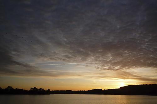 cropston sunset