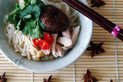 Vietnamese Pho 1/2