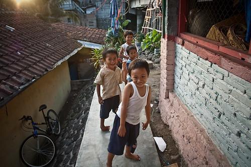 Chode River: Kids