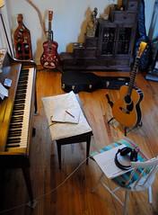 Living room studio land