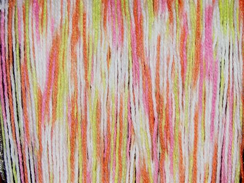 Punch-Coloured Warp