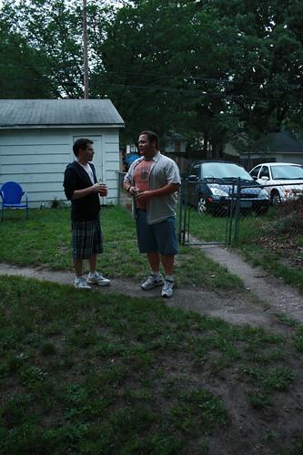 Noah and Dennis