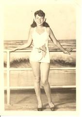 Selma Stein bathing suit