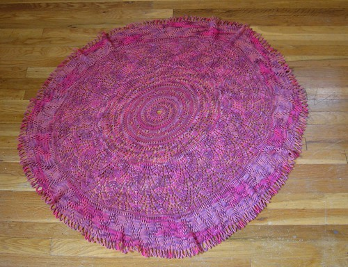 Secret Garden Shawl (Full)