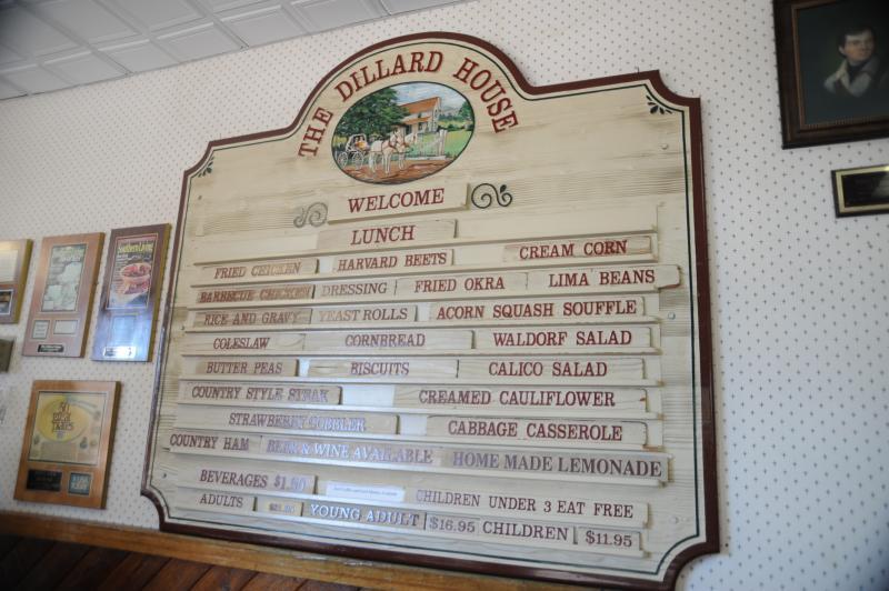 Dillard House Restaurant