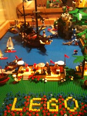 Lego design at Boonshoft