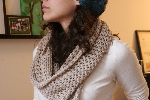 another infinity scarf!