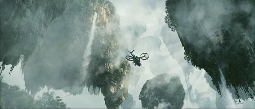 Avatar - Cameron's Laputa