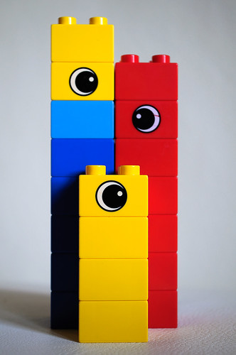 Lego Family Portrait