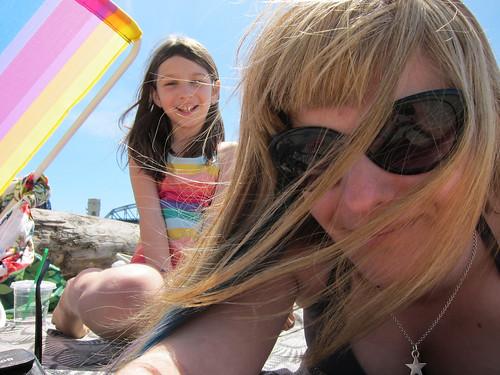 Me & Sym @ Sunset Beach