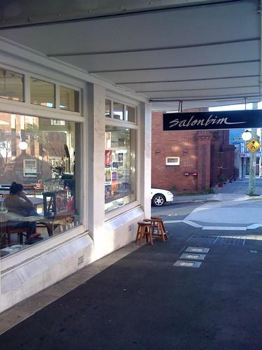 Salon bim cafe, Petersham